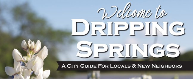 City Guide: Dripping Springs