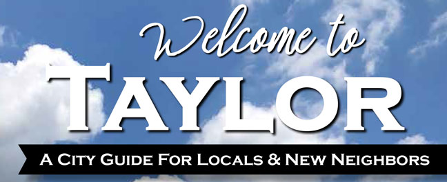 City Guide: Taylor