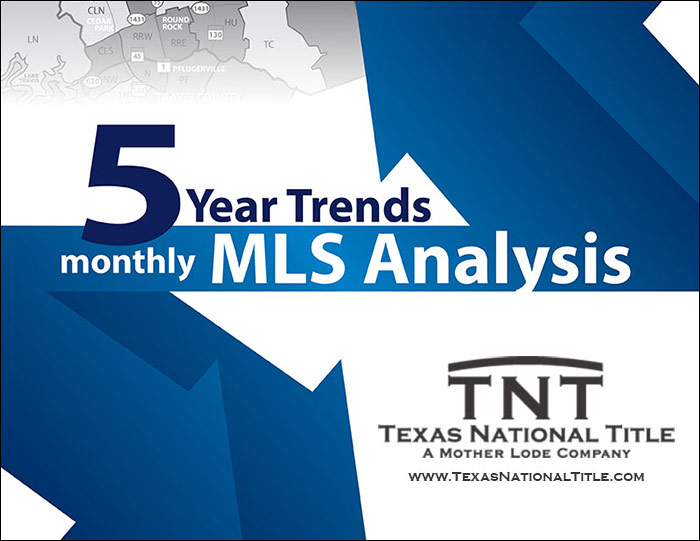 5-Year Trends