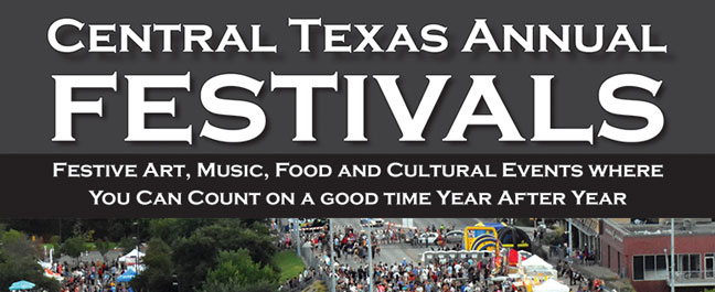 Central Texas Annual Festivals