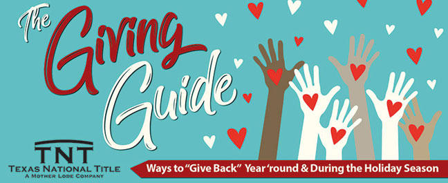 The Giving Guide