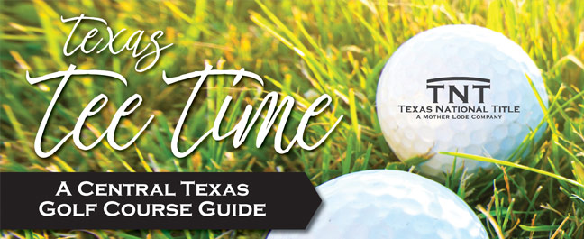 Texas Tee Time Golf Guide