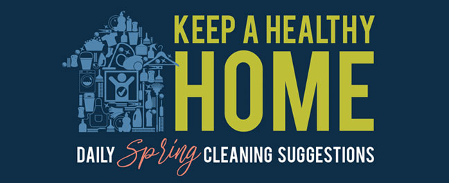 Keep A Healthy Home