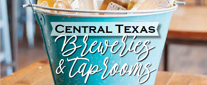 Central Texas Breweries and Taprooms